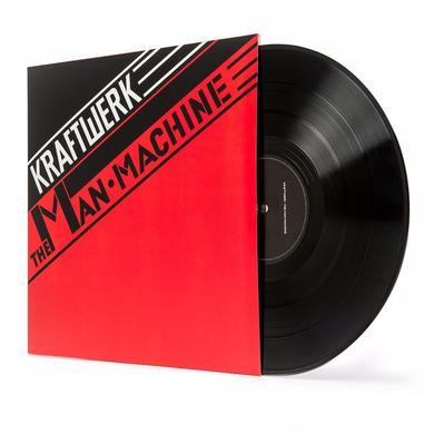 Kraftwerk MAN MACHINE Vinyl Record