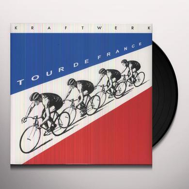 Kraftwerk TOUR DE FRANCE Vinyl Record - Limited Edition, Remastered