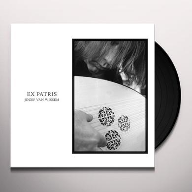 Jozef Van Wissem EX PATRIS Vinyl Record
