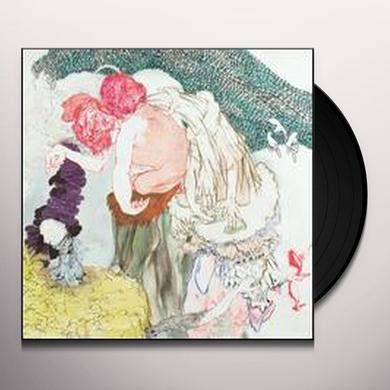 Future Islands FEATHERS & HALLWAYS Vinyl Record