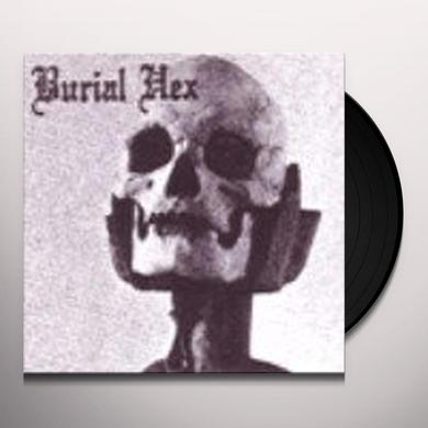 Burial Hex / Silvester Anfang SPLIT Vinyl Record