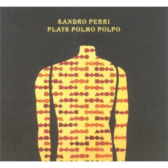 Sandro Perri PLAYS POLMO POLPO Vinyl Record