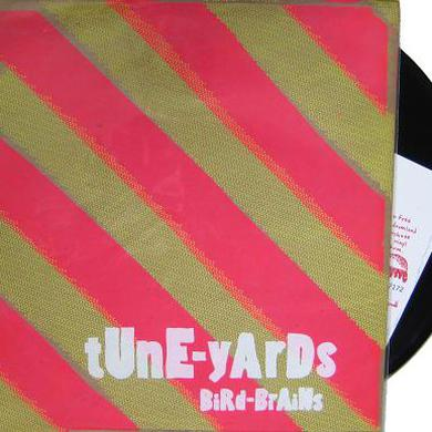 Tune-Yards BIRD BRAINS Vinyl Record