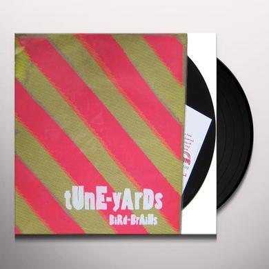 Tune-Yards BIRD BRAINS Vinyl Record