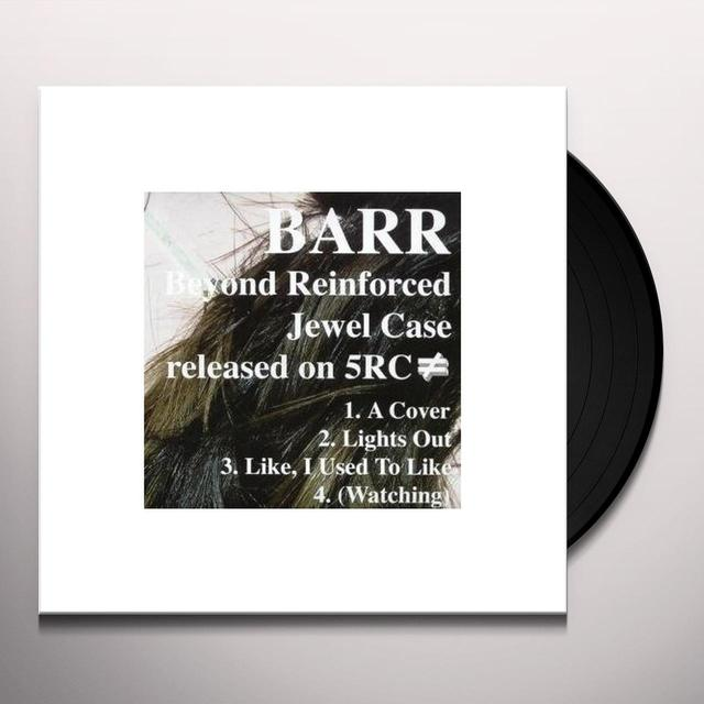 Barr BEYOND REINFORCED JEWELCASE Vinyl Record