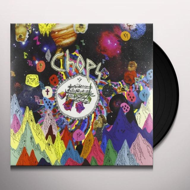 Chops / Helhesten SPLIT Vinyl Record