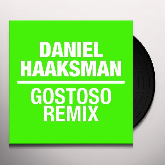 Daniel Haaksman GOSTOSO REMIX Vinyl Record