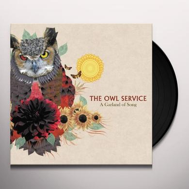 OWL SERVICE GARLAND OF SONG Vinyl Record