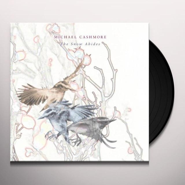 Michael Cashmore SNOW ABIDES Vinyl Record