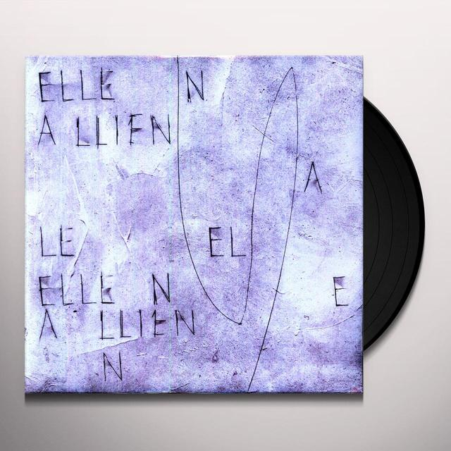 Ellen Allien LOVER & YOU ARE (EP) Vinyl Record