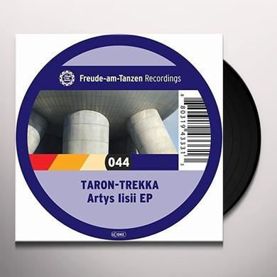 Taron-Trekka ARTYS LISII (EP) Vinyl Record