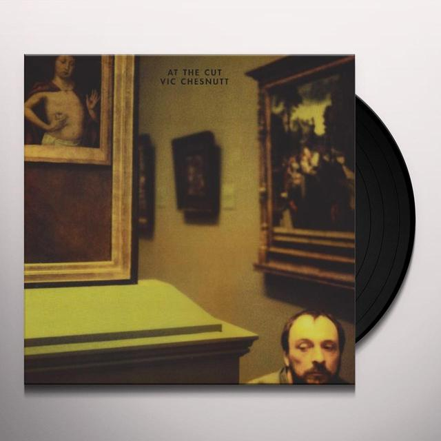 Vic Chesnutt AT THE CUT Vinyl Record - 180 Gram Pressing
