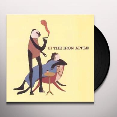 Ui IRON APPLE Vinyl Record