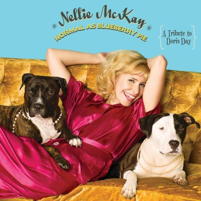 Nellie Mckay NORMAL AS BLUEBERRY PIE: A TRIBUTE TO DORIS DAY Vinyl Record