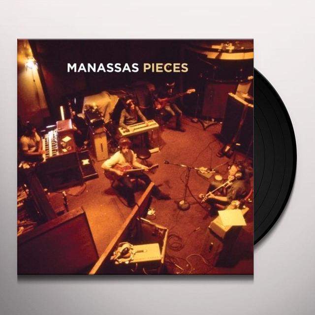 Manassas PIECES Vinyl Record - 180 Gram Pressing