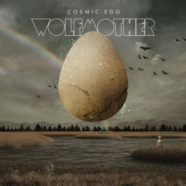 Wolfmother COSMIC EGG Vinyl Record