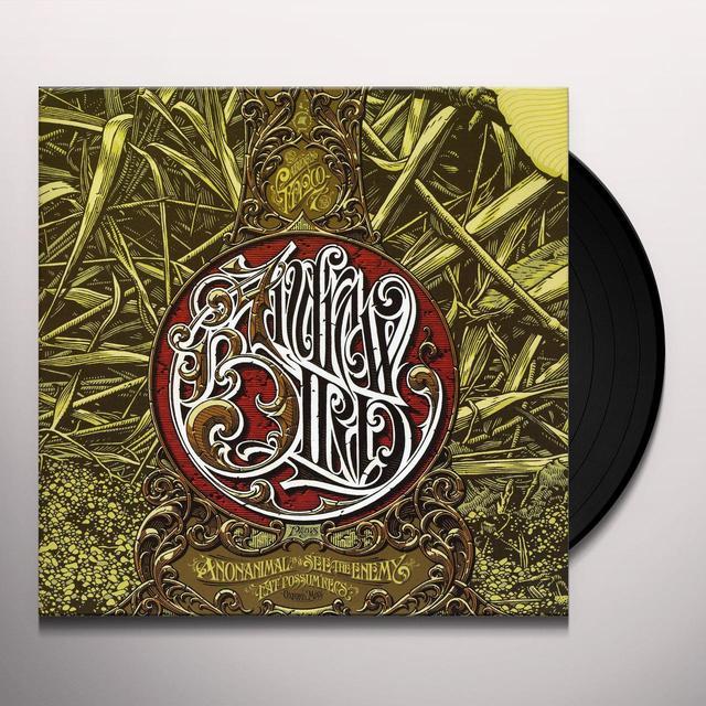 Andrew Bird ANONANIMAL / SEE THE ENEMY Vinyl Record