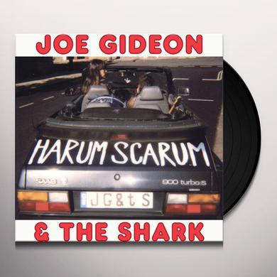 Joe / Shark Gideon HARUM SCARUM Vinyl Record