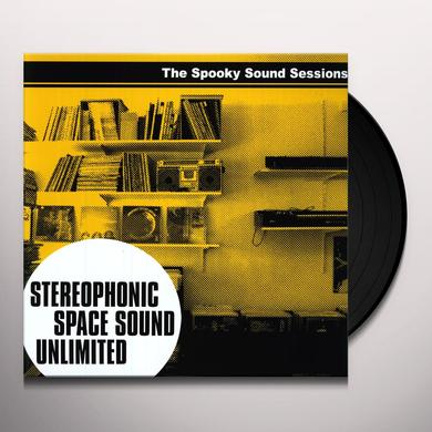 Stereophonic Space Sound Unlimited SPOOKY SOUND SESSIONS Vinyl Record