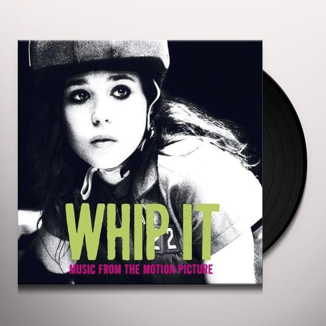 WHIP IT / O.S.T. (Vinyl)