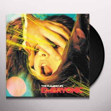 The Flaming Lips EMBRYONIC (BONUS CD) Vinyl Record