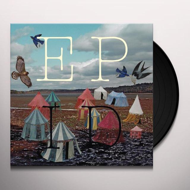 Elvis Perkins DOOMSDAY (EP) Vinyl Record