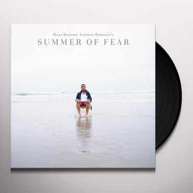 Miles Benjamin Anthony Robinson SUMMER OF FEAR Vinyl Record