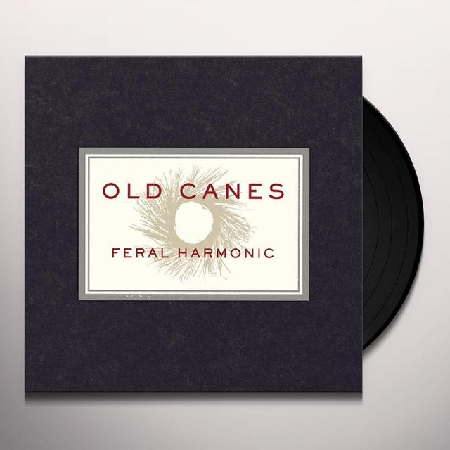 Old Canes FERAL HARMONIC Vinyl Record