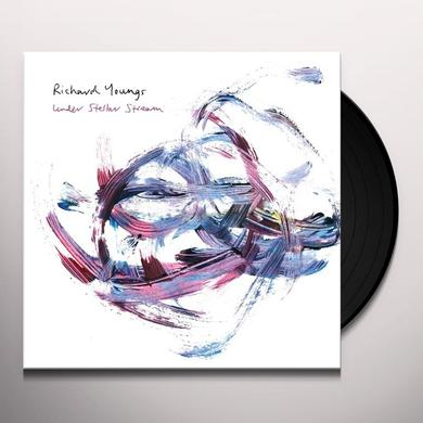 Richard Youngs UNDER STELLAR STREAM Vinyl Record - Digital Download Included