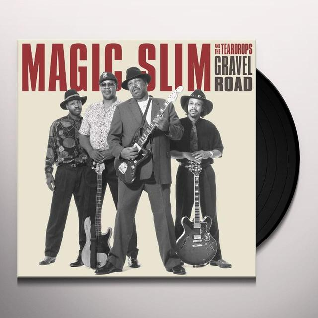 Magic Slim & Teardrops GRAVEL ROAD Vinyl Record