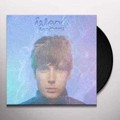Islands VAPOURS Vinyl Record