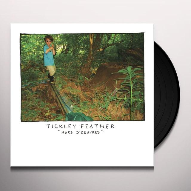 Tickley Feather HORS D'OEUVRES Vinyl Record - Limited Edition, Digital Download Included