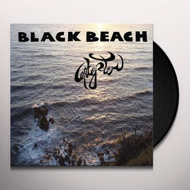 Excepter BLACK BEACH Vinyl Record