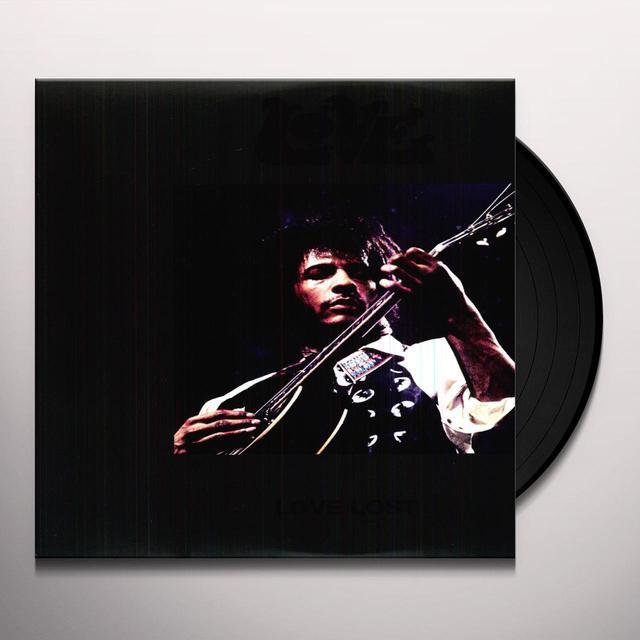 Love LOST Vinyl Record