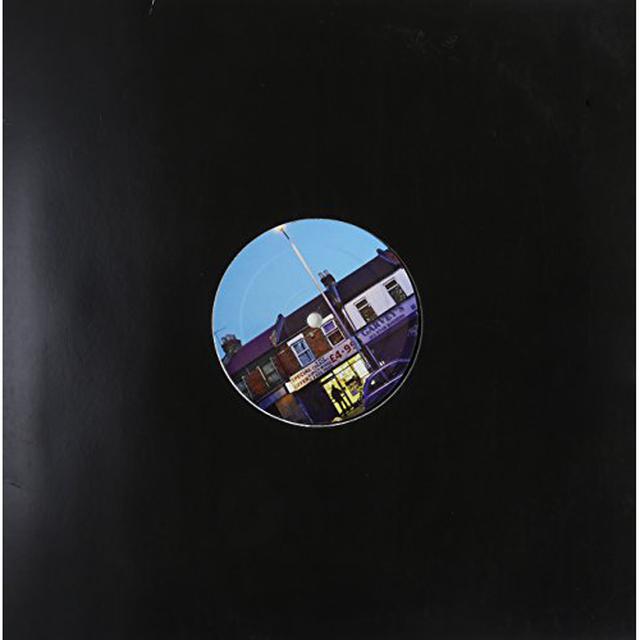 Blackdown CONCRETE STREETS Vinyl Record