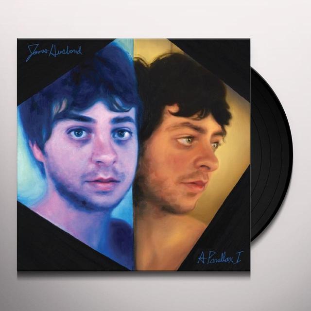 James Husband PARALLAX I Vinyl Record - Limited Edition, 180 Gram Pressing