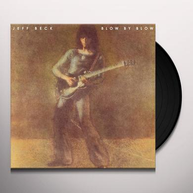 Jeff Beck BLOW BY BLOW Vinyl Record - 180 Gram Pressing