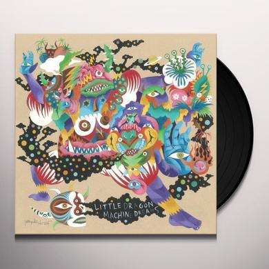 Little Dragon MACHINE DREAMS Vinyl Record