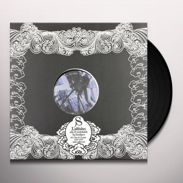Magik Markers VOLODOR DANCE Vinyl Record