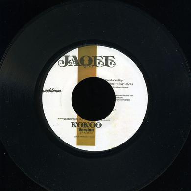 Jaqee KOKOO GIRL & KOKOO VERSION Vinyl Record