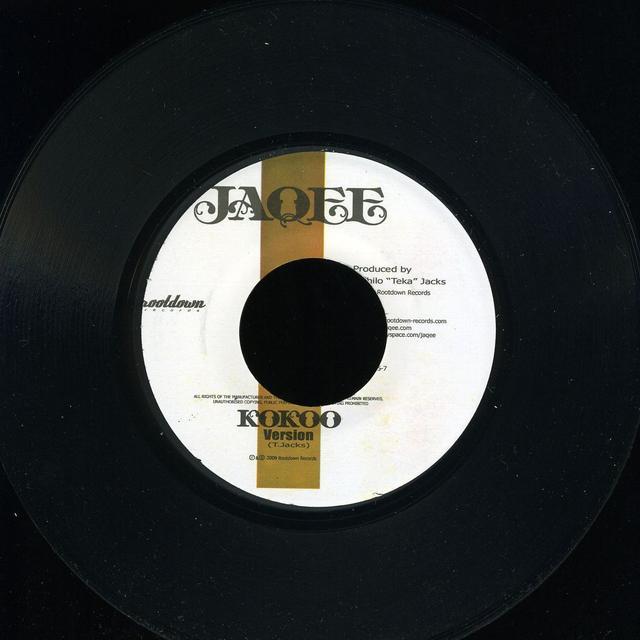 Jaqee KOKOO GIRL & KOKOO VERSION (EP) Vinyl Record