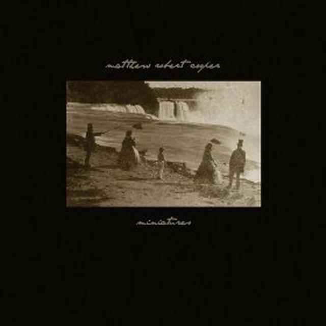 Matthew Robert Cooper MINIATURES Vinyl Record