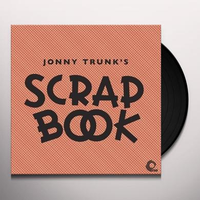 Jonny Trunk SCRAPBOOK Vinyl Record