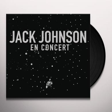 Jack Johnson EN CONCERT Vinyl Record