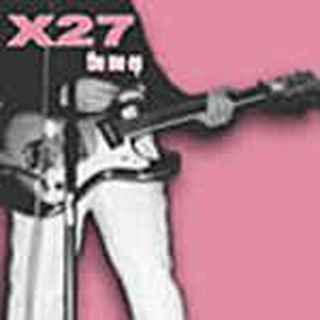 X27 ME EP Vinyl Record