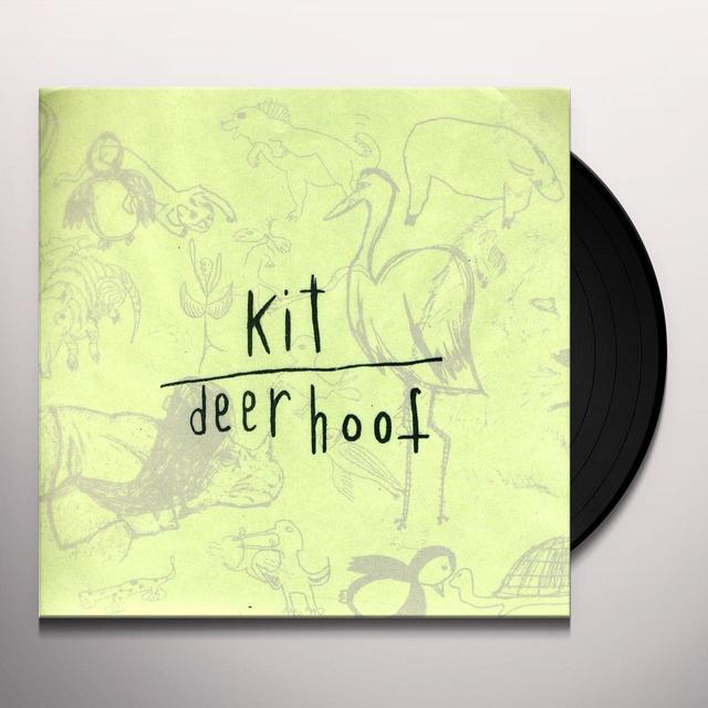 Deerhoof KIT: BUDDY SERIES 2 Vinyl Record