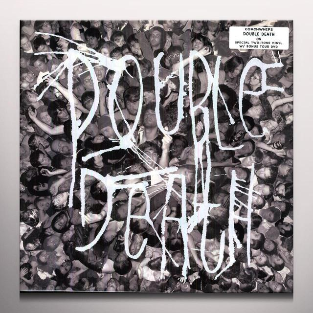 Coachwhips DOUBLE DEATH Vinyl Record