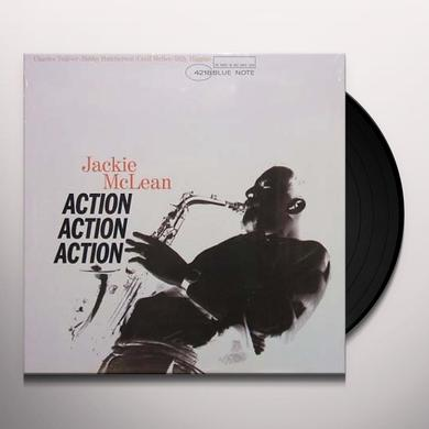 Jackie Mclean ACTION ACTION ACTION Vinyl Record