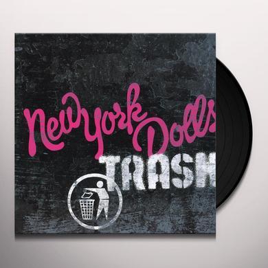 New York Dolls TRASH Vinyl Record - Limited Edition