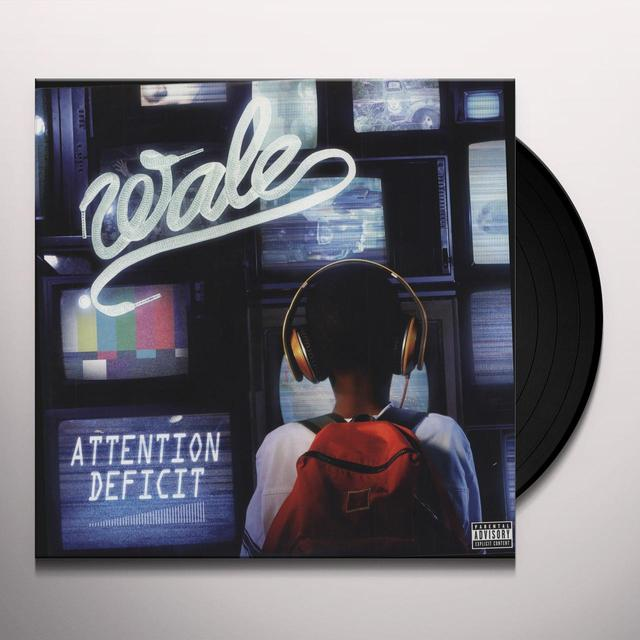 Wale ATTENTION DEFICIT (Vinyl)